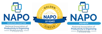 NAPO Houston, Golden Circle, NAPO memberships.