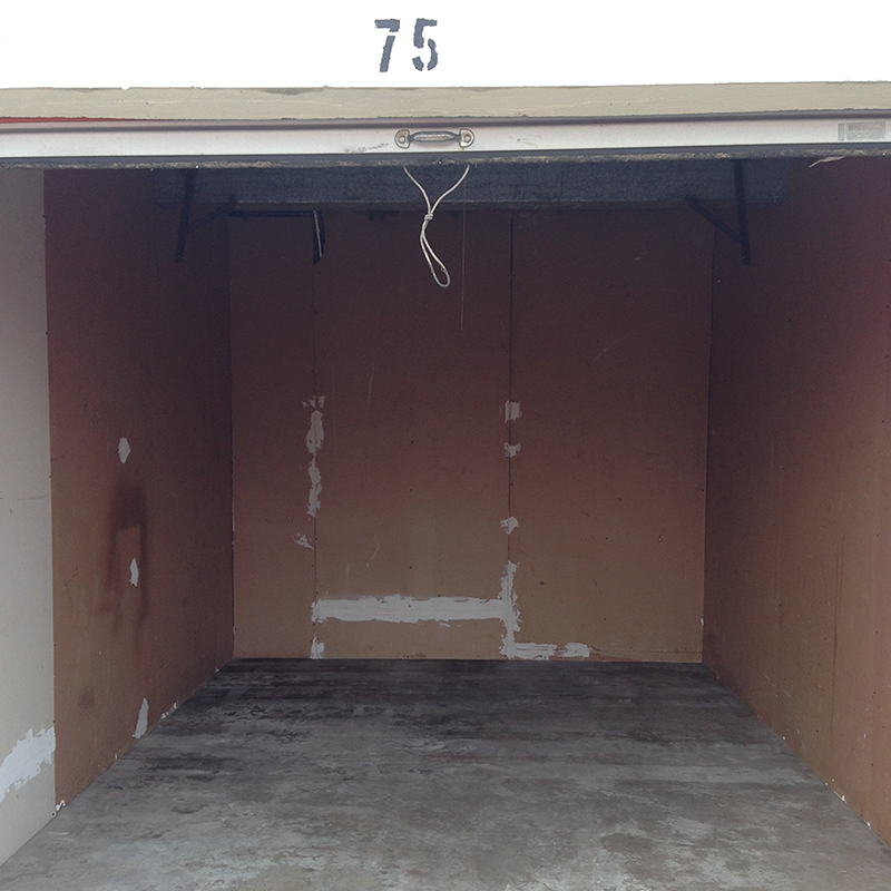 Storage Unit, After the Magic